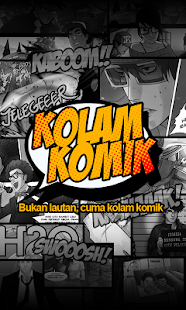 Kolam Komik- screenshot thumbnail