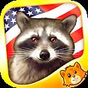 American Animals Puzzle - Lite