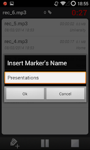 Events Recorder-Free - screenshot thumbnail