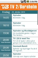 Screenshot of TV 2/Bornholm