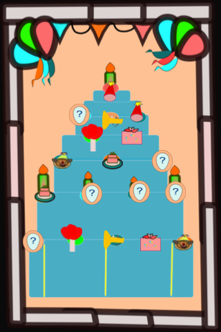 Verjaardagsfeest spel