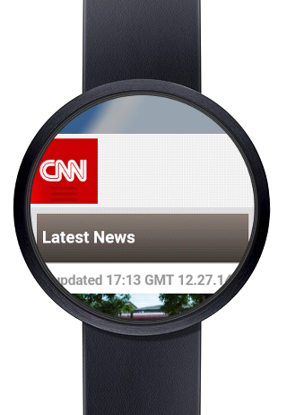 Web Browser for Android Wear