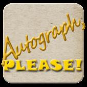 Autograph, Please!
