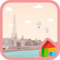Paris LINE Launcher theme icon