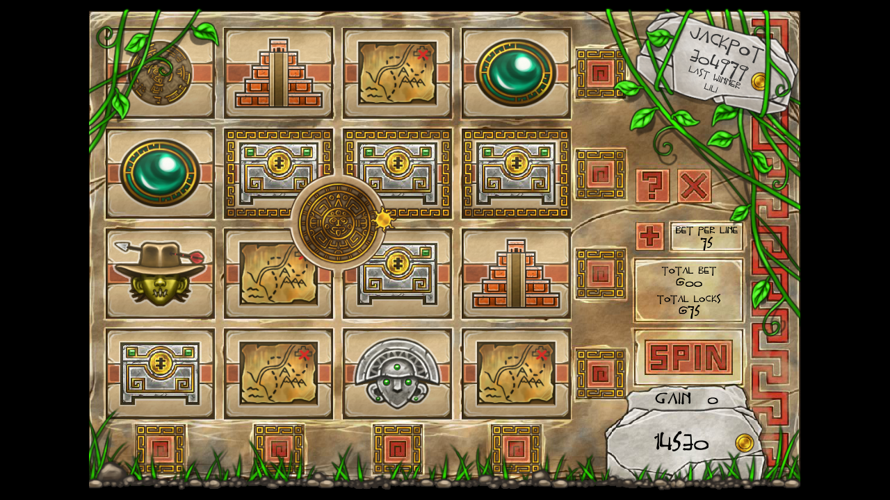 Slot Adventure : Maya - screenshot