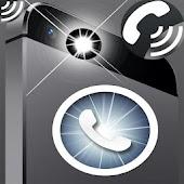 Led Flash alert on call & sms