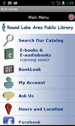 Round Lake Area Library