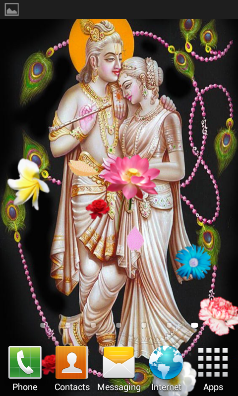 Radha Krishna Live Wallpaper - Android Apps on Google Play