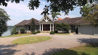 What Lake Todd Chrisley Lake House In Sc