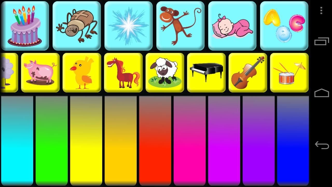 Kids Animal Piano Pro - screenshot