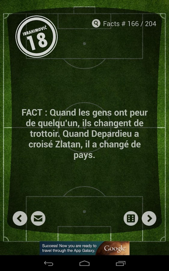 PSG - les ZLATAN facts ! - screenshot