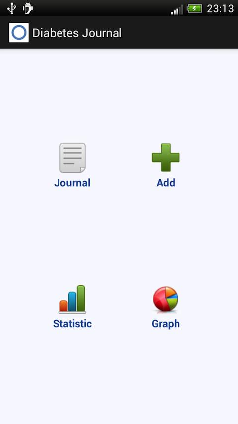 Diabetes Journal - screenshot