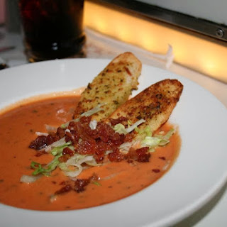 Bacon Lettuce Tomato BLT Soup - Sci-Fi Dine-In Theater