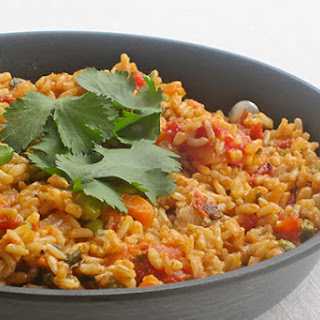 Skinny Mexican Rice.
