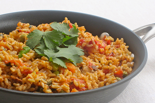 Skinny Mexican Rice Recipe
