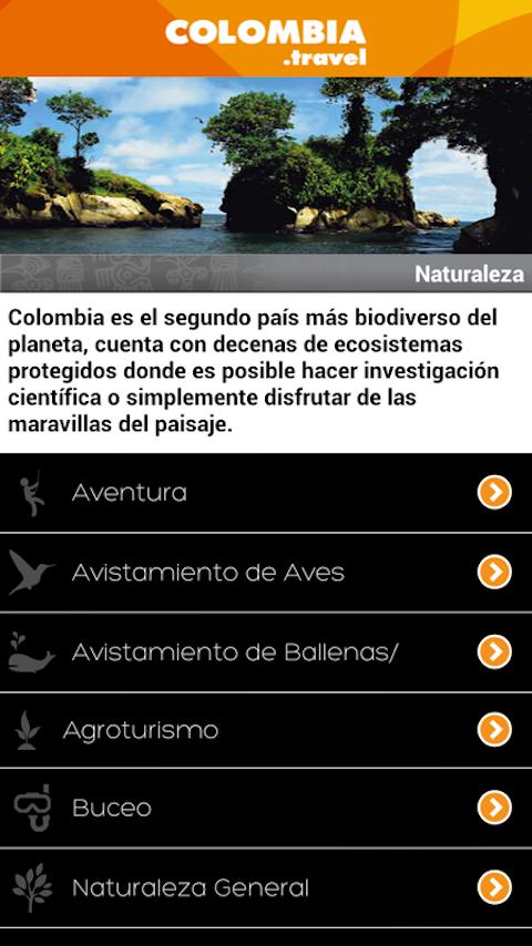 Colombia Travel - screenshot