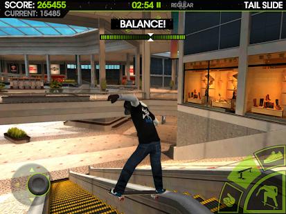 8 Skateboard Party 2 Lite App screenshot
