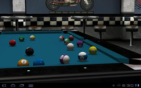 Virtual Pool Mobile- screenshot thumbnail
