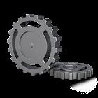 Gear and Tire Calculator Plus icon