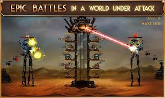 Screenshot of Steampunk Tower
