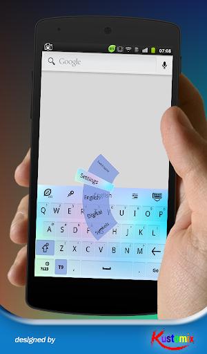 個人化必備APP下載 Kx Sky keyboard 好玩app不花錢 綠色工廠好玩App