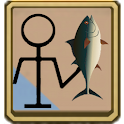 Stickb Fish Shooter Stickman logo