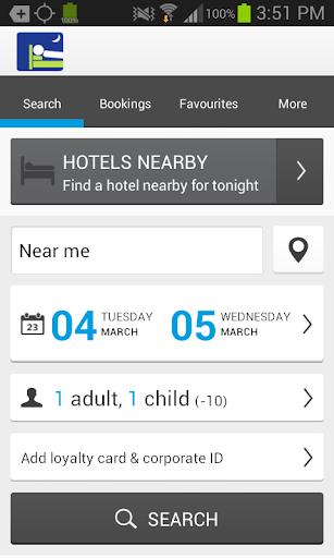 HotelForYou hotel booking
