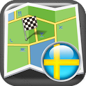 Sweden Offline Navigation icon