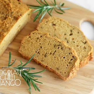 Sweet Potato & Rosemary Protein Bread.