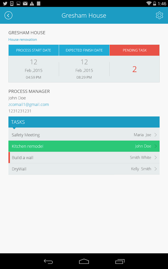 Processes Made Easy- screenshot