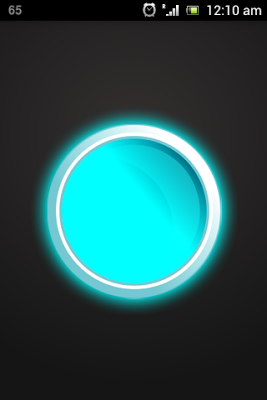 Super-Bright Flashlight LED - screenshot