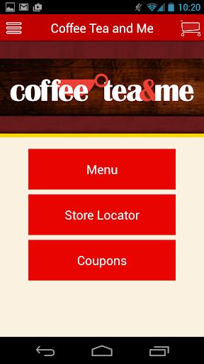 Coffee Tea Me