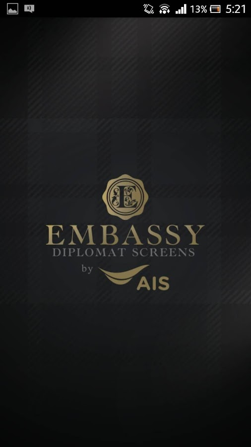 Embassy Screens- screenshot