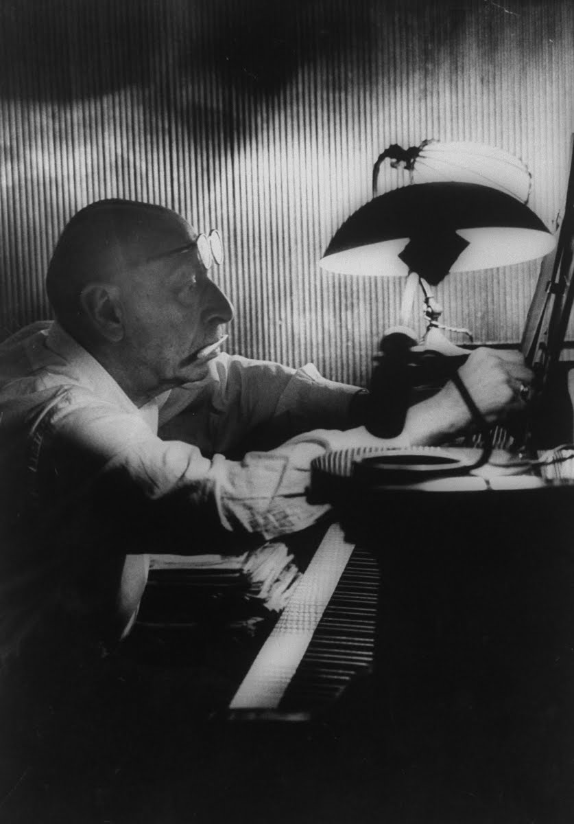 an introduction to the life of igor stravinsky a music composer