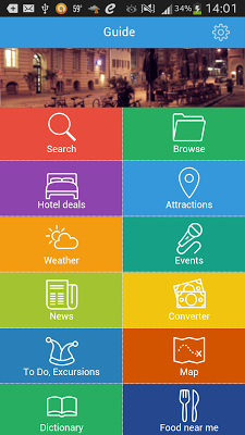 Anaheim Disneyland Guide & Map - screenshot