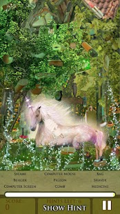 Hidden Object - Unicorns 休閒 App-癮科技App