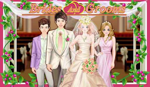 Brides and Grooms - 신부와 신랑