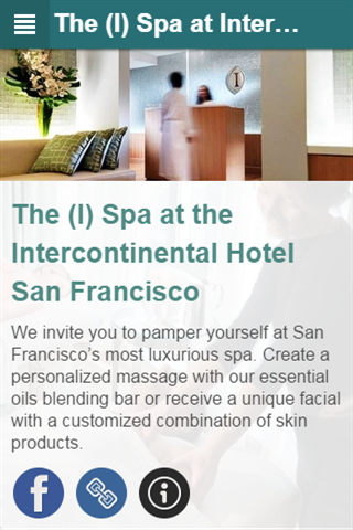 Spa Intercontinental SF