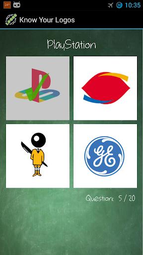 Know Your Logos Quiz