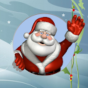 Baby Santa Christmas Toy Free logo