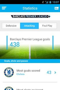 Barclays Football - screenshot thumbnail