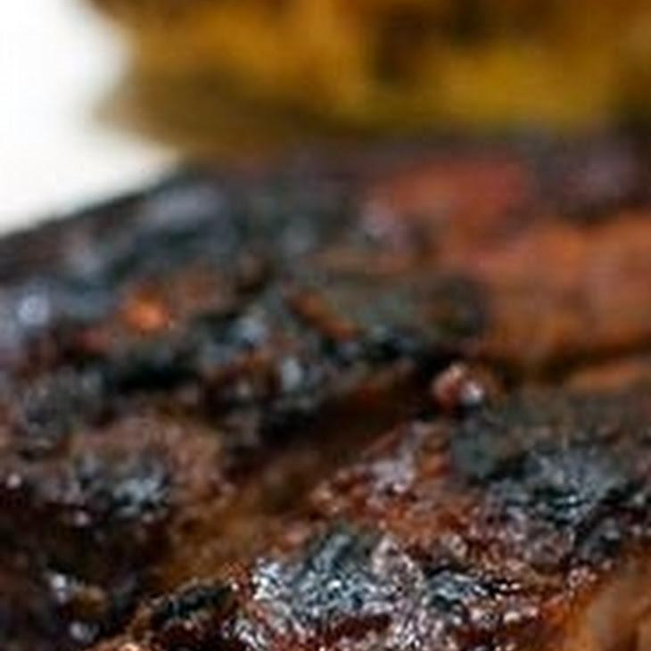Home Version Barbequed Ribs