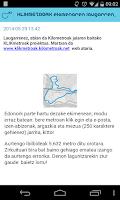 Screenshot of Klikmetroak