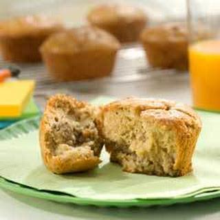 Pancake 'n Sausage Breakfast Muffins.