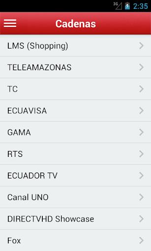 Televisión Ecuatoriana Gratis