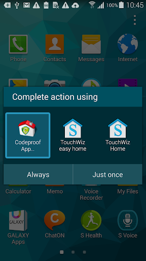 Codeproof App Manager