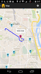 Tour De Delhi - Delhi Tourism- screenshot thumbnail