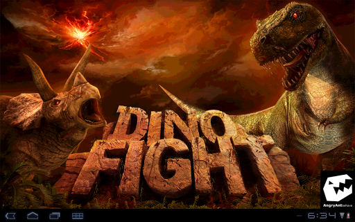 DinoFight v1.0 APK для Android