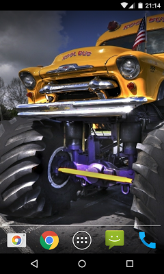 Monster Truck wallpapers HQ - screenshot