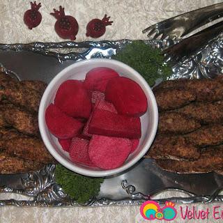 Bulgur Kebab